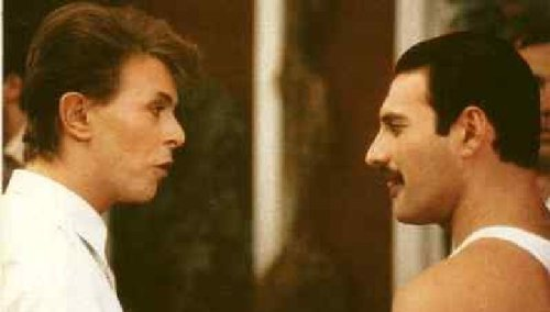 Listen to Freddie Mercury & David Bowie on the Isolated Vocal Track for the Queen Hit 'Under Pressure,' 1981
