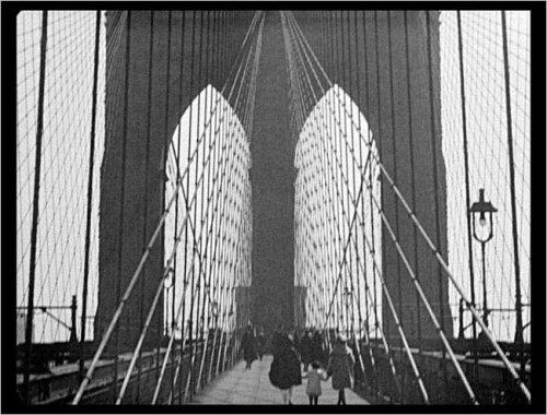 Watch Manhatta, the First American Avant-Garde Film (1921)