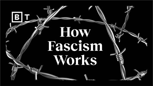 """Yale Professor Jason Stanley Identifies 10 Tactics of Fascism: The """"Cult of the Leader,"""" Law & Order, Victimhood and More"""