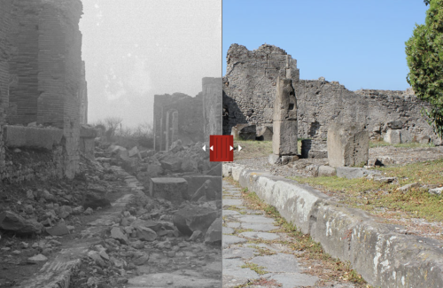 The Bombing of Pompeii During World War II