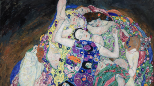 136 Paintings by Gustav Klimt Now Online (Including 63 Paintings in an Immersive Augmented Reality Gallery)