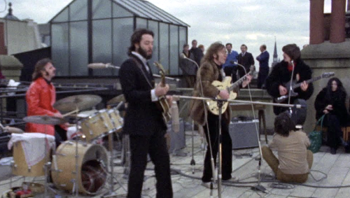 The Origin of the Rooftop Concert: Before the Beatles Came Jefferson Airplane, and Before Them, Brazilian Singer Roberto Carlos (1967)