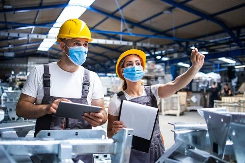 Manufacturers unite: Driving safe operations, together