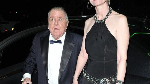 Chef Albert Roux, 85, leaves son Michel NOTHING in his will - but gives his high-flying wife, 57, a third of his £652,000 estate