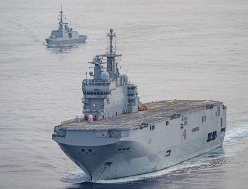 L'amiral Vandier dénonce l'attitude de la marine chinoise à l'égard des navires français   Zone Militaire