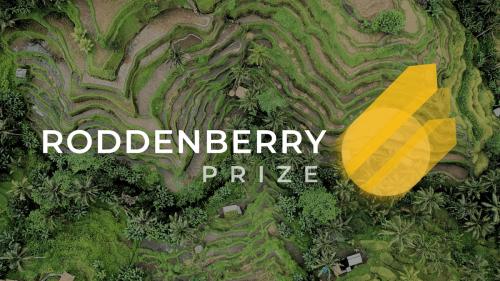 $1M Roddenberry Prize for innovators around the world