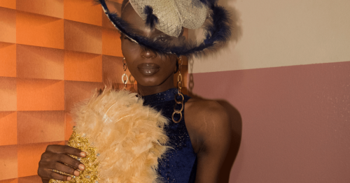 Stephen Tayo's photography brings Lagos' underground drag scene out of the shadows   gal-dem