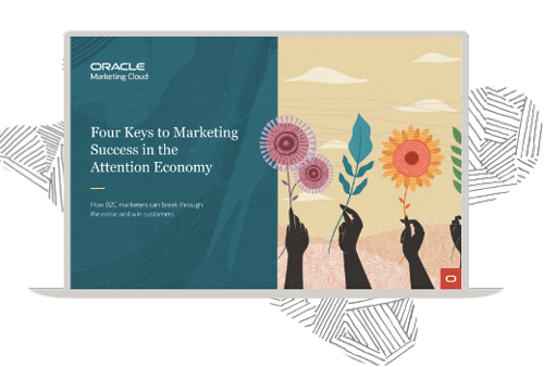 Personalized B2C marketing   CX   Oracle