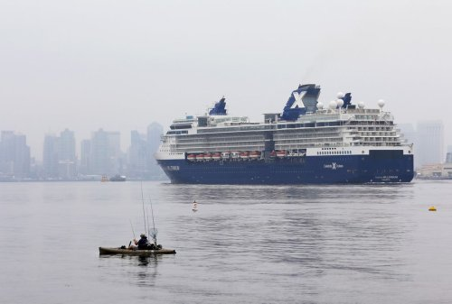Royal Caribbean's first cruise after shutdown reports 2 COVID-19 cases in passengers