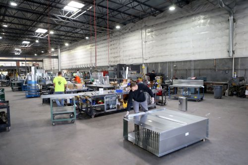 At General Sheet Metal, it always comes back to the people: Top Workplaces 2021