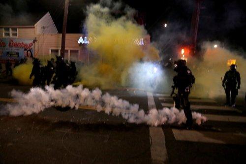Opinion: Wheeler's call for civility ignores Portlanders' tear-gas trauma