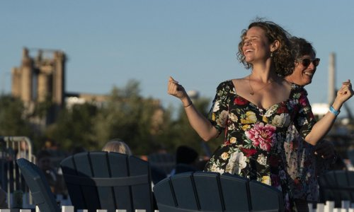 After a year without live music, the Waterfront Blues Festival is back albeit 'Upriver'