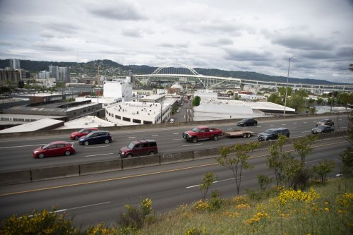 Congressional delegates call for freeway covers linking Albina in Rose Quarter freeway project
