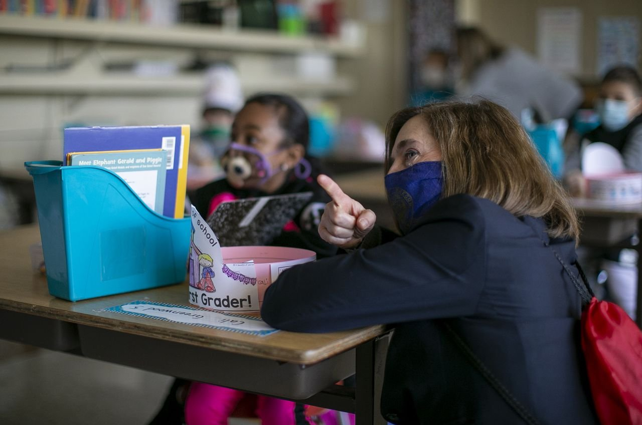 Oregon will require K-12 students to wear masks in classrooms this fall