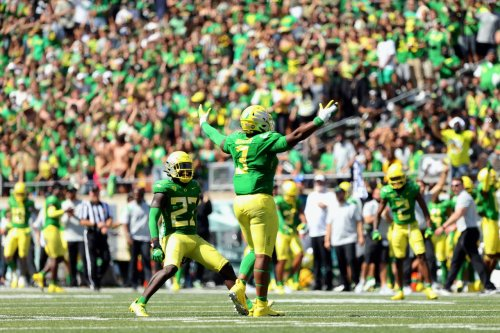 How Oregon Ducks' defense is adjusting to two tight end sets entering Pac-12 play