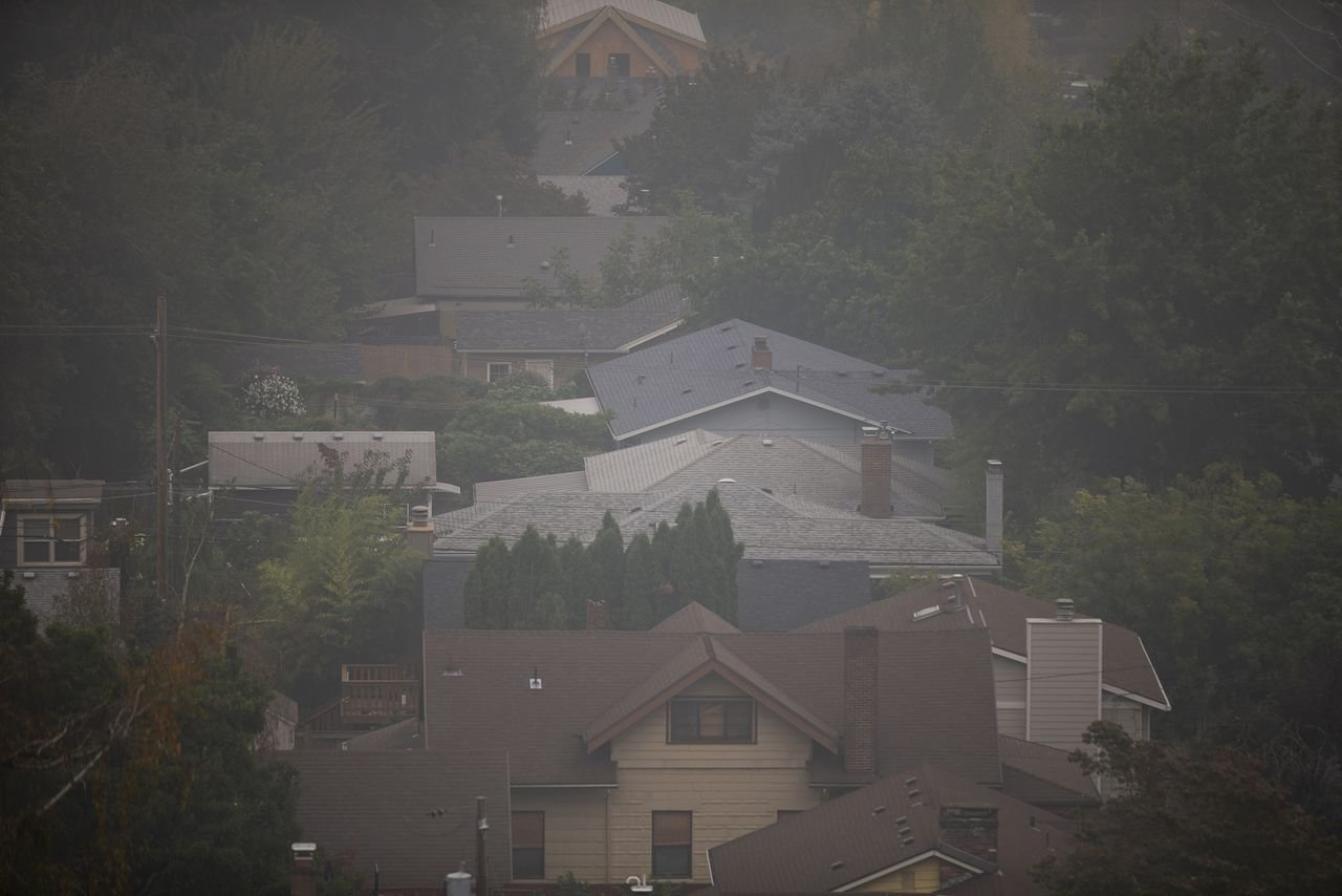 Stop wildfire smoke from entering your home: Energy-saving ways to improve indoor air quality