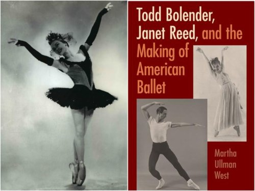 How a dancer from Oregon helped put an American spin on ballet
