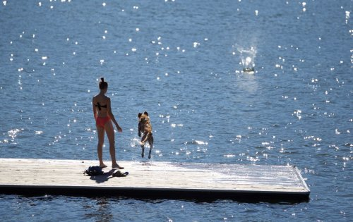 Portland metro Monday weather: Sunny, high of 95; cooling starts Tuesday
