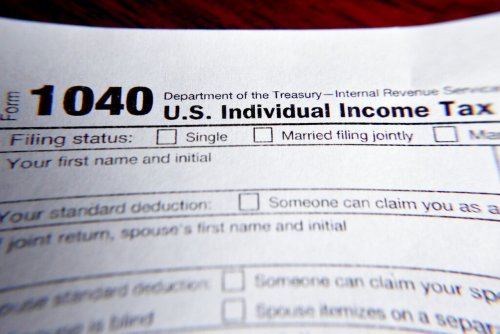 Monday is Tax Day: Here's what happens if you file late