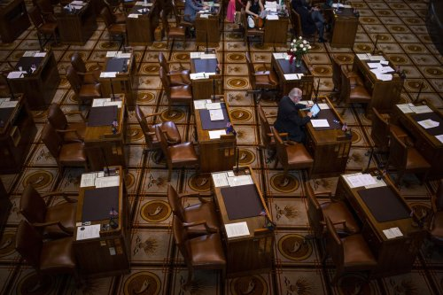 Opinion: Demand accountability for legislators who don't show up