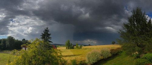 Portland Tuesday weather: Afternoon showers, thunderstorms; dry, warming trend starts Wednesday