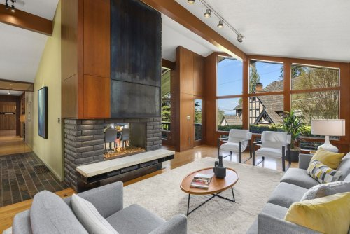 Portland midcentury modern house gets 15 showings on the first day it's for sale at $1.6 million