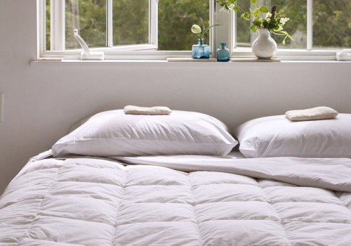 How to Clean Down Comforters and Wool Blankets - The Organized Home