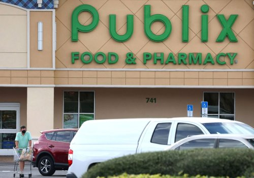 Publix will no longer require facial coverings starting Saturday