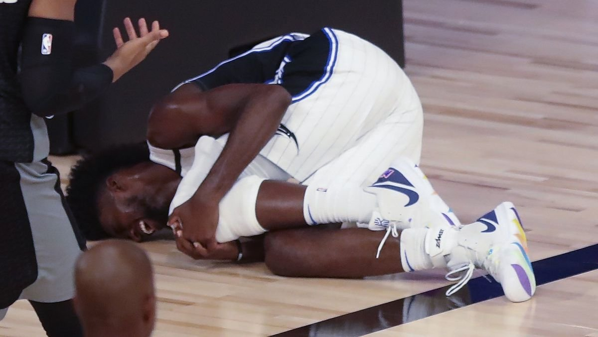 With Jonathan Isaac out all of next season, Magic future is cloudy | Commentary