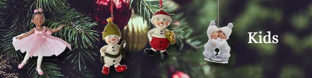Kids Christmas Ornaments - cover