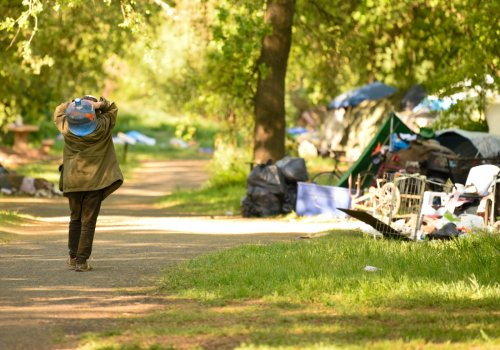 Butte County homelessness crisis is trauma-related, health researchers say