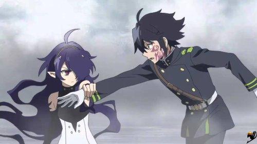 Owari No More Seraph (Seraph of This End) Watch Order | OtaKuKan