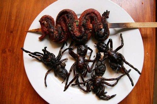 Опасные блюда мира, способные убить человека!