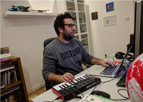 Bruno Martins, Software Developer and Musician