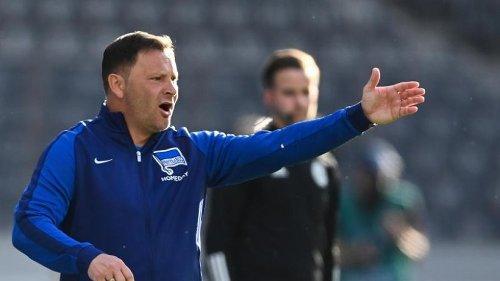"""Dardai fordert Optimismus: Hertha-Kraftakt vor """"Jokerspiel"""""""
