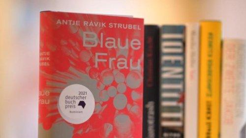 """Strubels """"Blaue Frau"""" ist mehr als ein MeToo-Roman"""