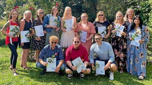 Pro-Vita-Akademie in Nordhausen ist stolz auf ihre 146 Absolventen