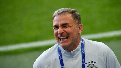 """U21-Coach Kuntz erwartet """"50:50""""-Duell gegen Dänemark"""
