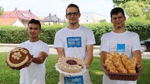 Mit Quiche und Kleingebäck zum Gesellenbrief des Ostthüringer Bäckerhandwerks