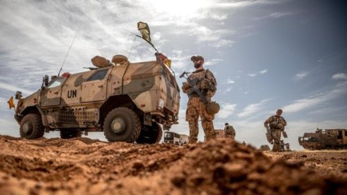 Berlin und Paris sind alarmiert: Russische Söldner in Mali?