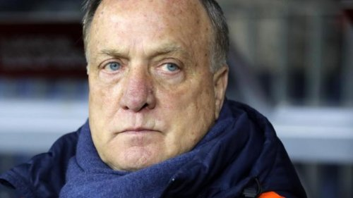 Advocaat neuer Irak-Trainer: Ziel WM in Katar