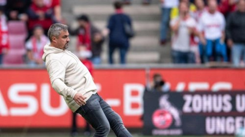 """Bochums Trainer Reis fordert in München """"breite Brust"""""""