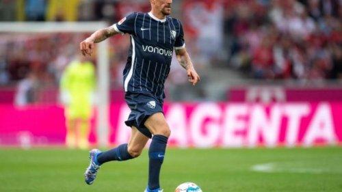 Bochumer Stürmer Zoller wird am Knie operiert