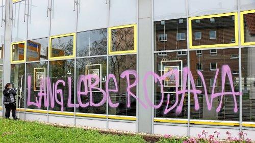 Jena: Grüne Jugend ist über Vandalismus-Reaktion empört