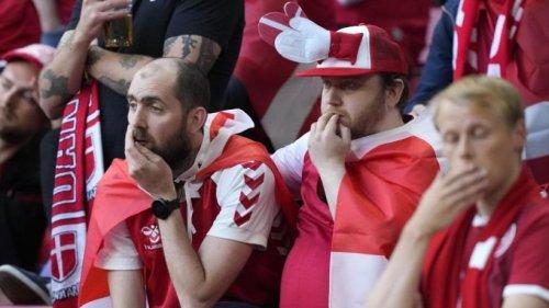 Reaktionen zum Kollaps des dänischen Fußballers Eriksen