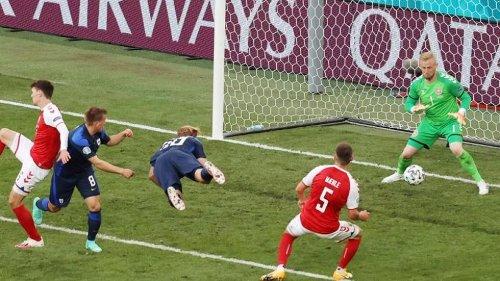 Dänemark verliert nach Schock um Eriksen gegen Finnland