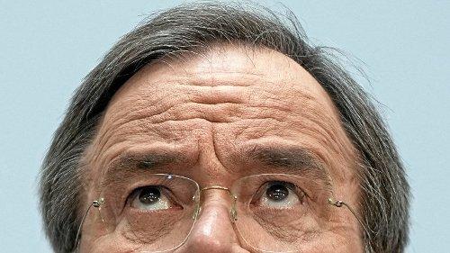 Armin Laschet: Das ist die Größe des CDU-Chefs
