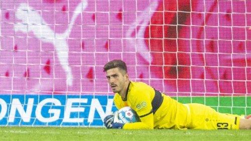 VfB-Personalsorgen - Aber auf den Torwart ist Verlass
