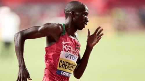 1500-Meter-Ass Cheruiyot doch in Tokio dabei