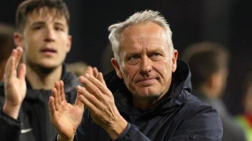 Freiburgs Streich hofft auf schnelle Bayern-Reaktion